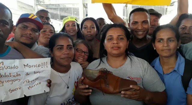 MUNDO: APEVEX condena brutal ataque de paramilitares de Maduro a periodistas. (COMUNICADO)