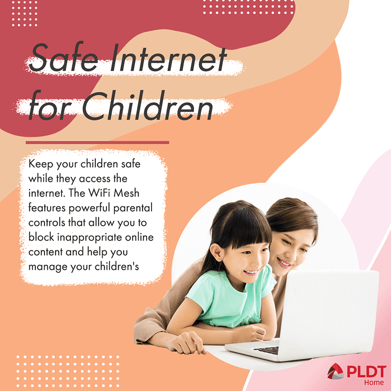 You can prevent  your kid from viewing inappropriate and malicious content
