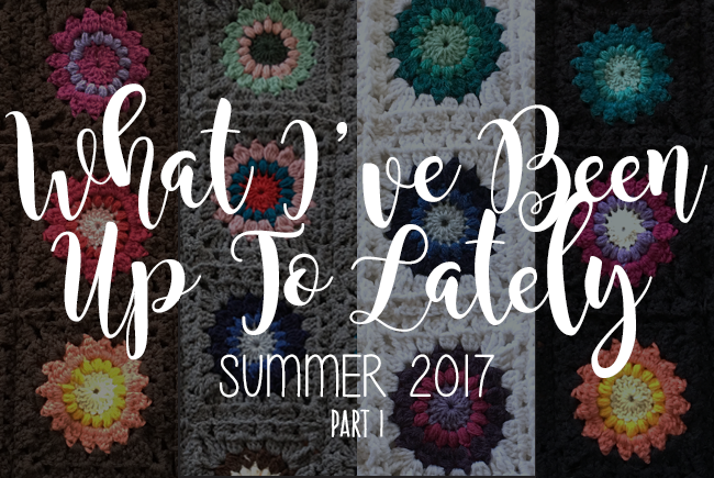 What I've Been Up To Lately: Summer 2017, Part I | Jessi Corsentino
