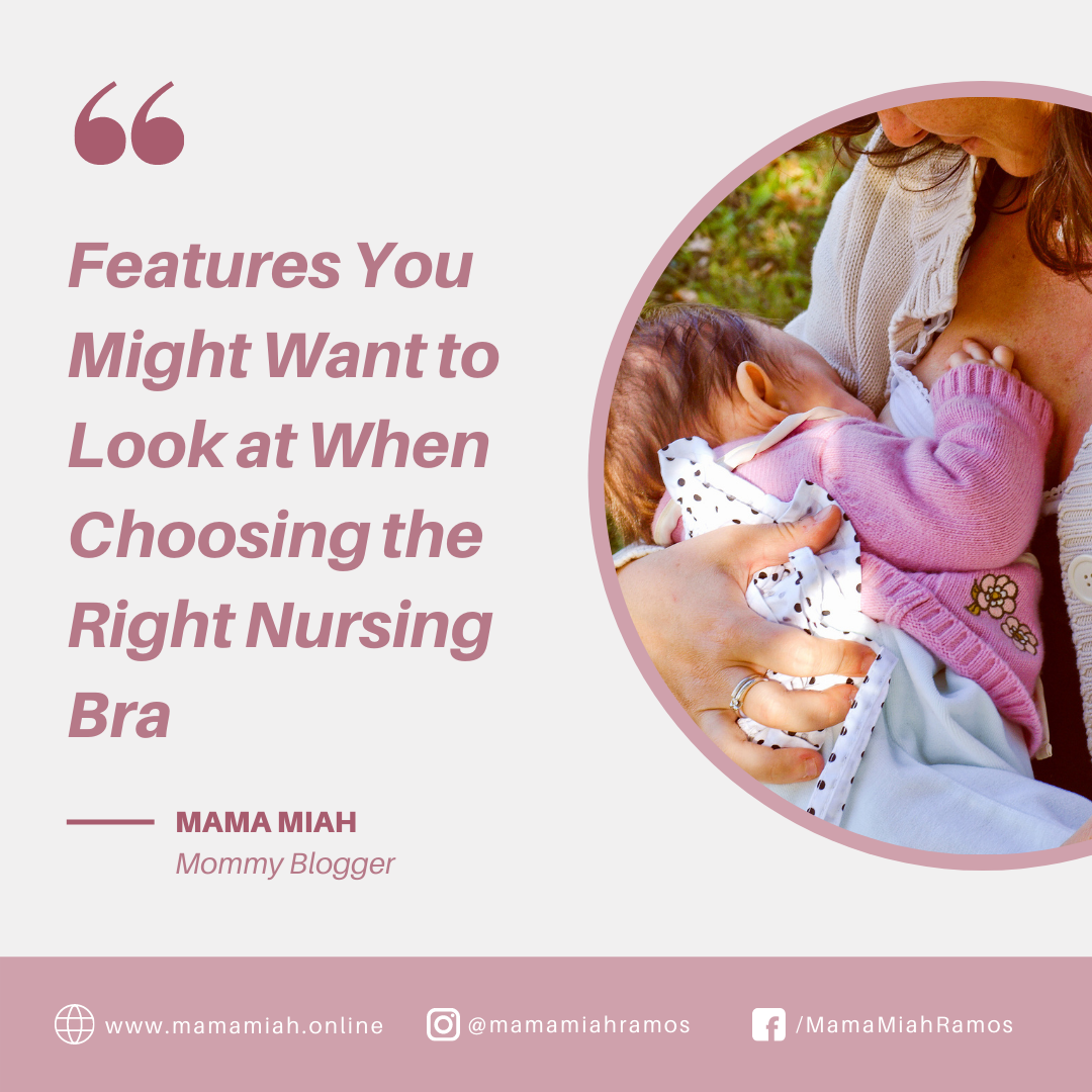 Features to Look for When Choosing the Right Nursing Bra