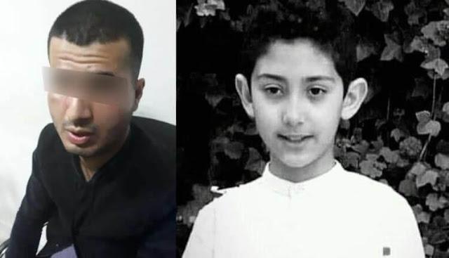 سجناء سجن طنجة يتحلفون على قاتل الطفل عدنان ويريدون تطبيق شرع اليد عليه انتقاما لمقتل الطفل البرئ✍️👇👇👇