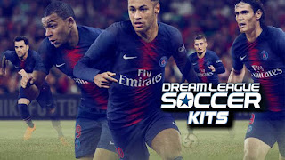 Download PSG Logo and Kits Url for Dream League Soccer 2019