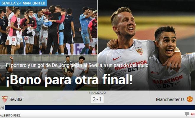 MU thua đau tại Europa League: Báo Anh thất vọng, chỉ ra 2 điểm yếu 4