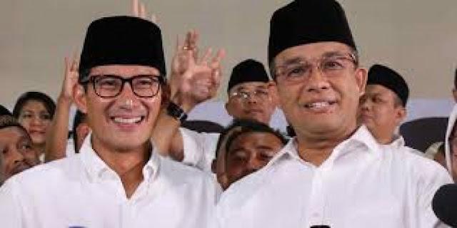 Sandiga Uno, Anies Baswedan Hadiri Sidang Tahunan MPR