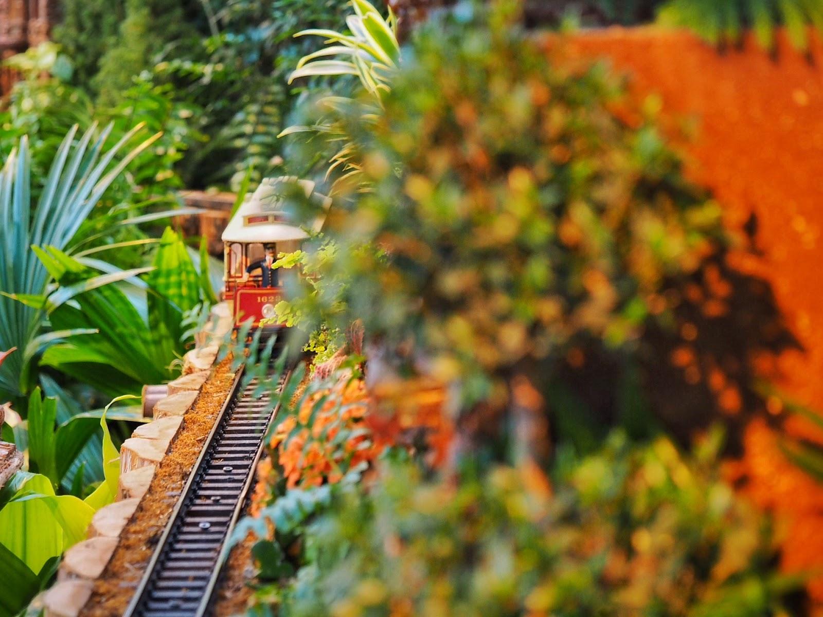 New york botanical garden holiday train show ni hao new york - New york botanical garden tickets ...