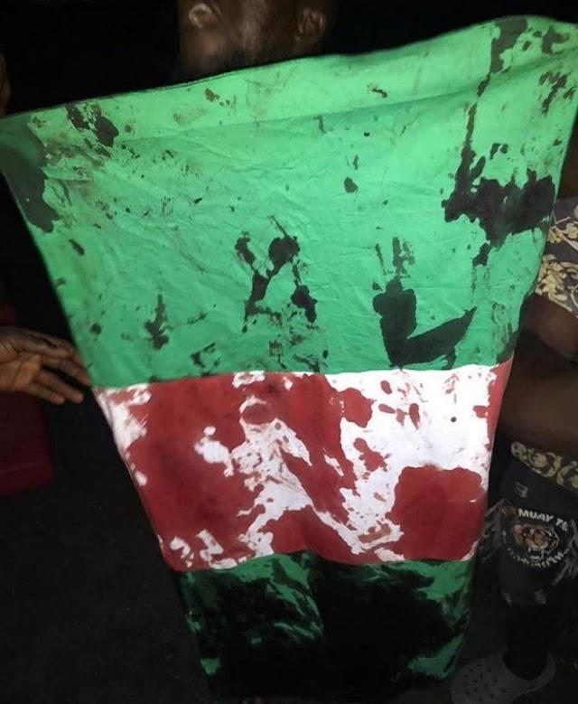 Polícia nigeriana mata manifestantes
