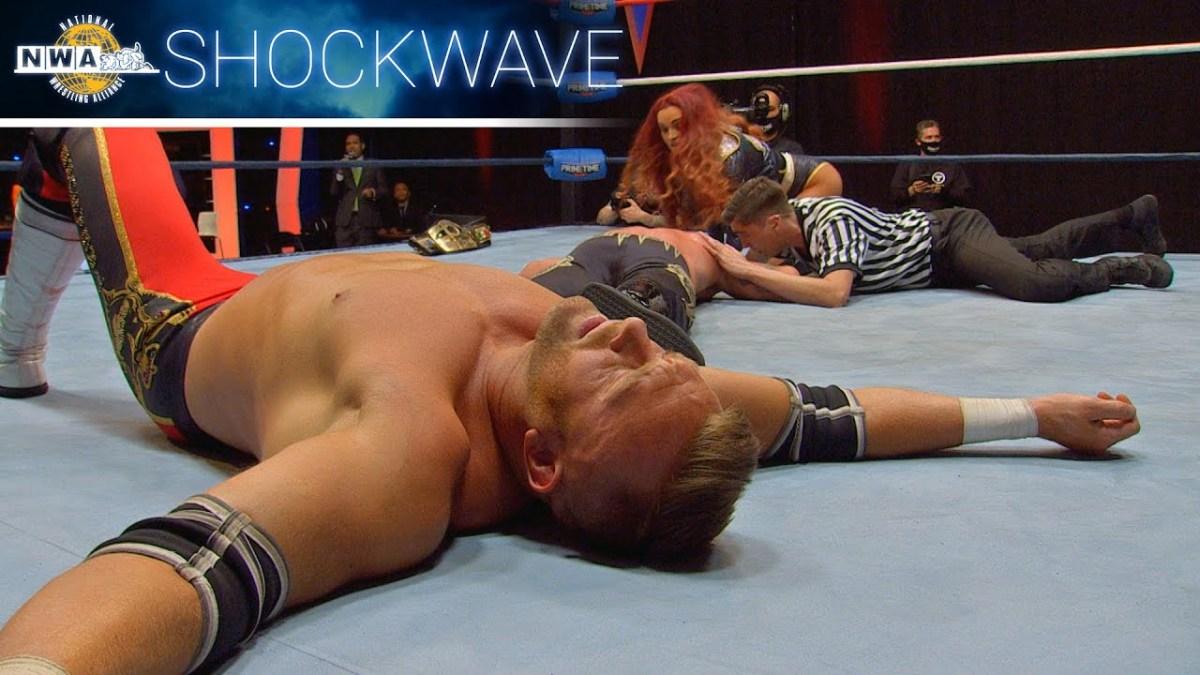Cobertura: NWA Shockwave (01/12/2020) – Um novo começo!