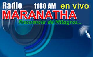 Radio Maranatha 1160 AM Huancayo