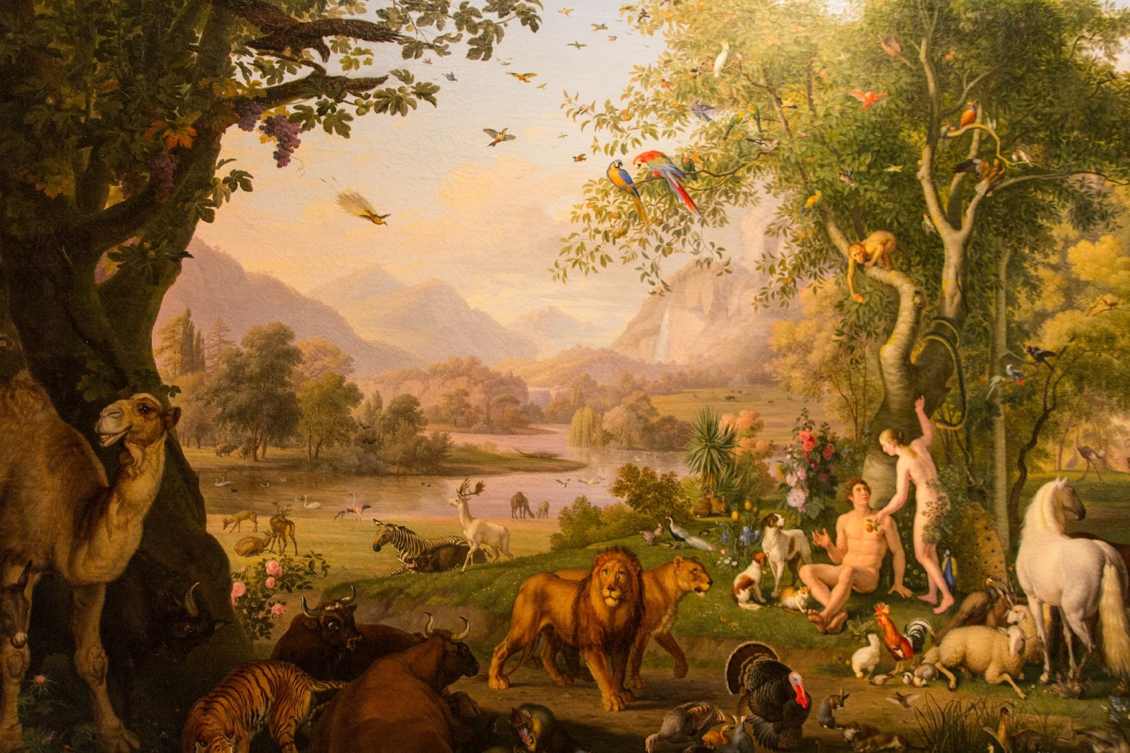 English Literature And The Bible The Bible Genesis 1 2