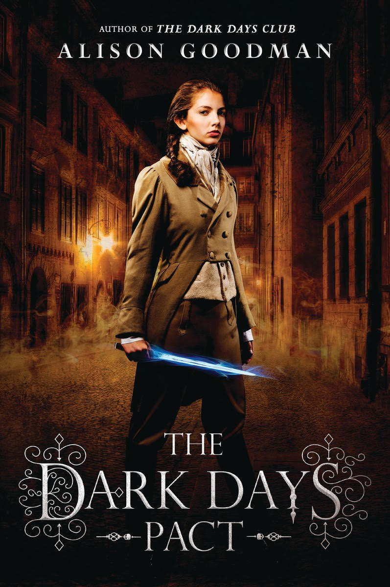 The Dark Days Pact book cover