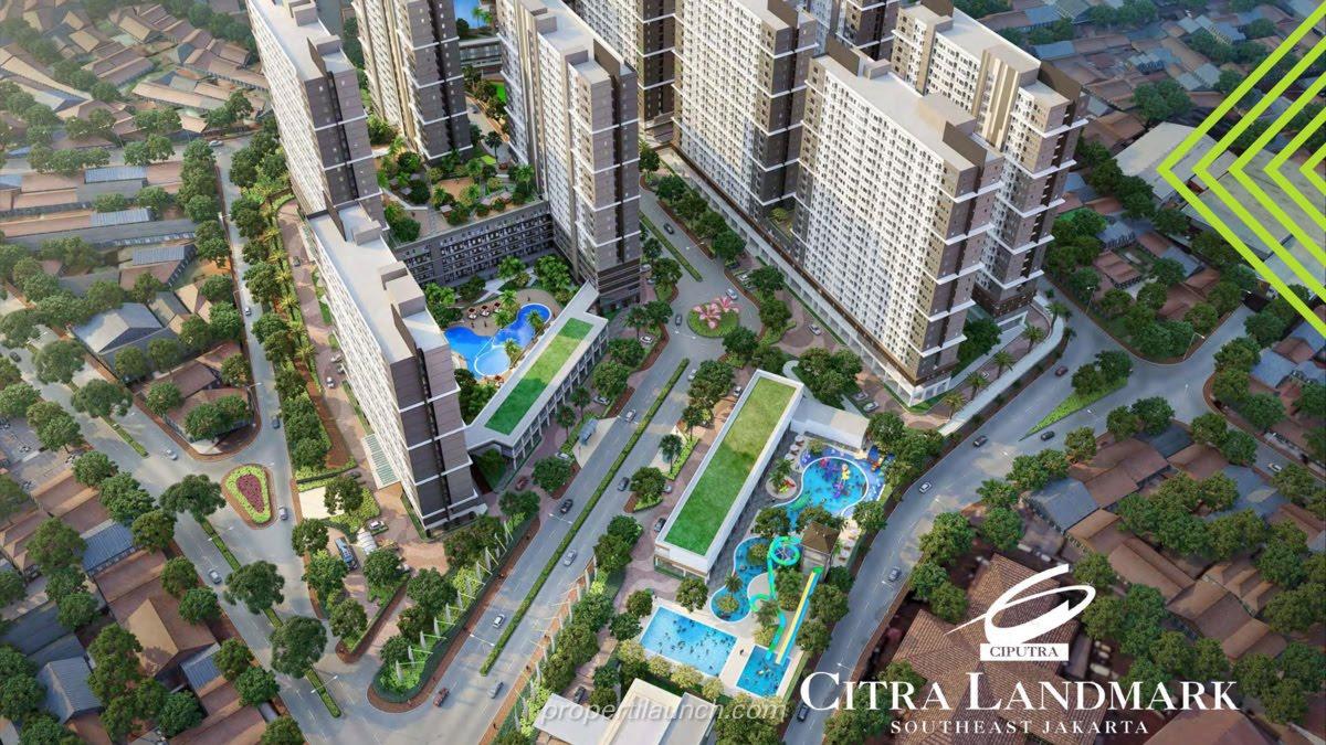 Apartemen Citra Landmark Ciracas