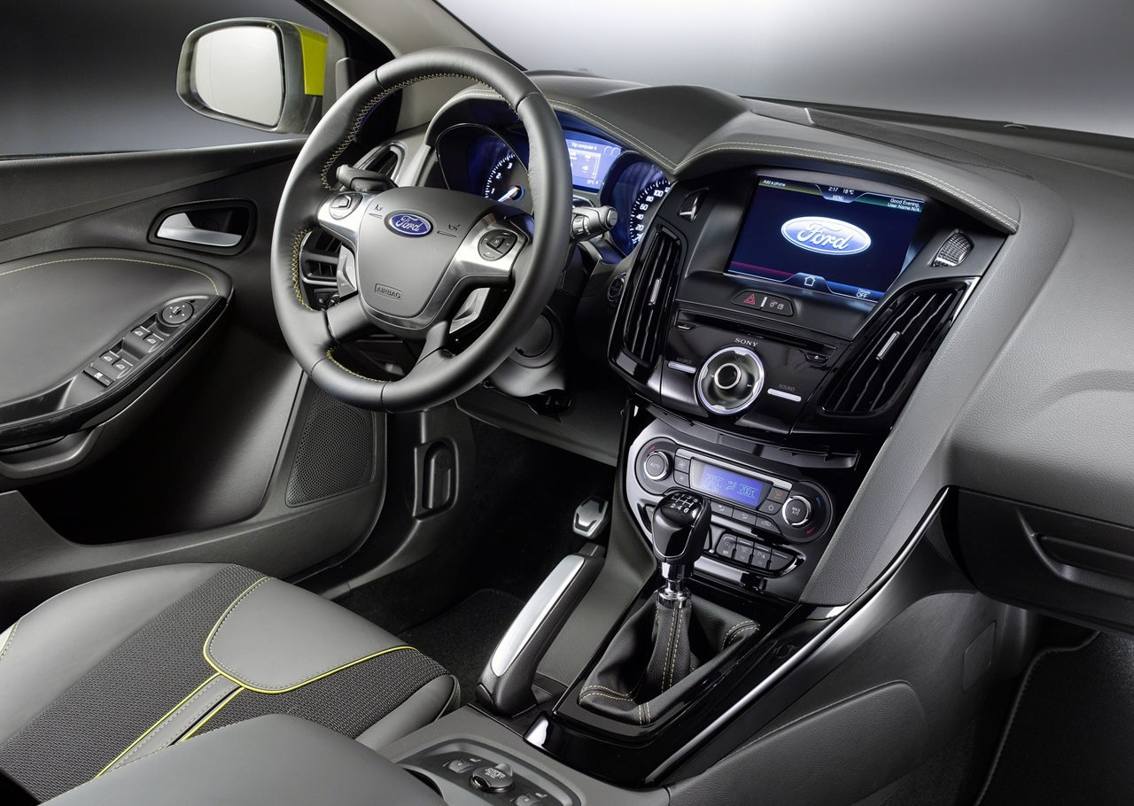 Auto Car News 2012 Ford Focus Review Price Interior Exterior