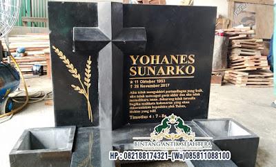 Makam Kristen Granit, Model Makam Custome