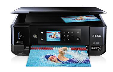 Xtrime Printer Drivers: Epson Expression Premium XP-630
