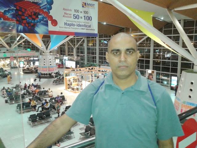 jat devta sandeep panwar blogger