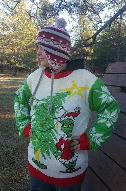 Being Frugal And Making It Work The Grinch My Ugly Christmas