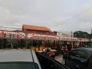 Warung Firdausy, Ikan Celup Tepung (ICT) Tepi Pagar AirportTok Jembal