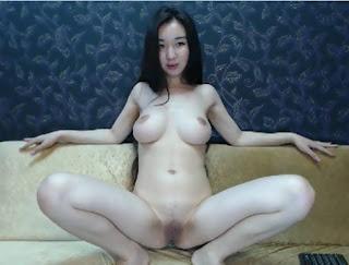 Aumi Asian Model With Big Boobs Nude Webcam Masturbation