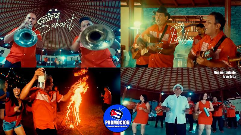 Grupo Saborit - ¨Ron Pinilla Sabrosón¨ - Videoclip - Dir: José Ortiz. Portal Del Vídeo Clip Cubano. Música tradicional bailable cubana. Son. Cuba.