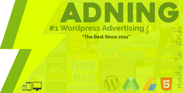 Download Adning Advertising v1.4.8 - All In One Ad Manager