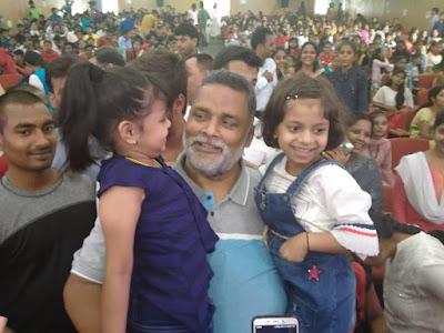 जन अधिकार पार्टी लोकतांत्रिक के राष्ट्रीय अध्यक्ष श्री राजेश रंजन पप्पू यादव