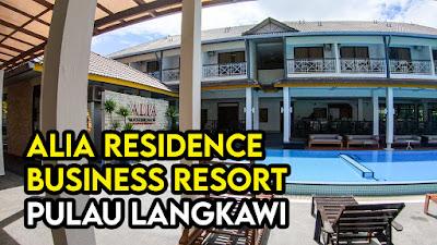 Alia Residence Business Resort Langkawi Review