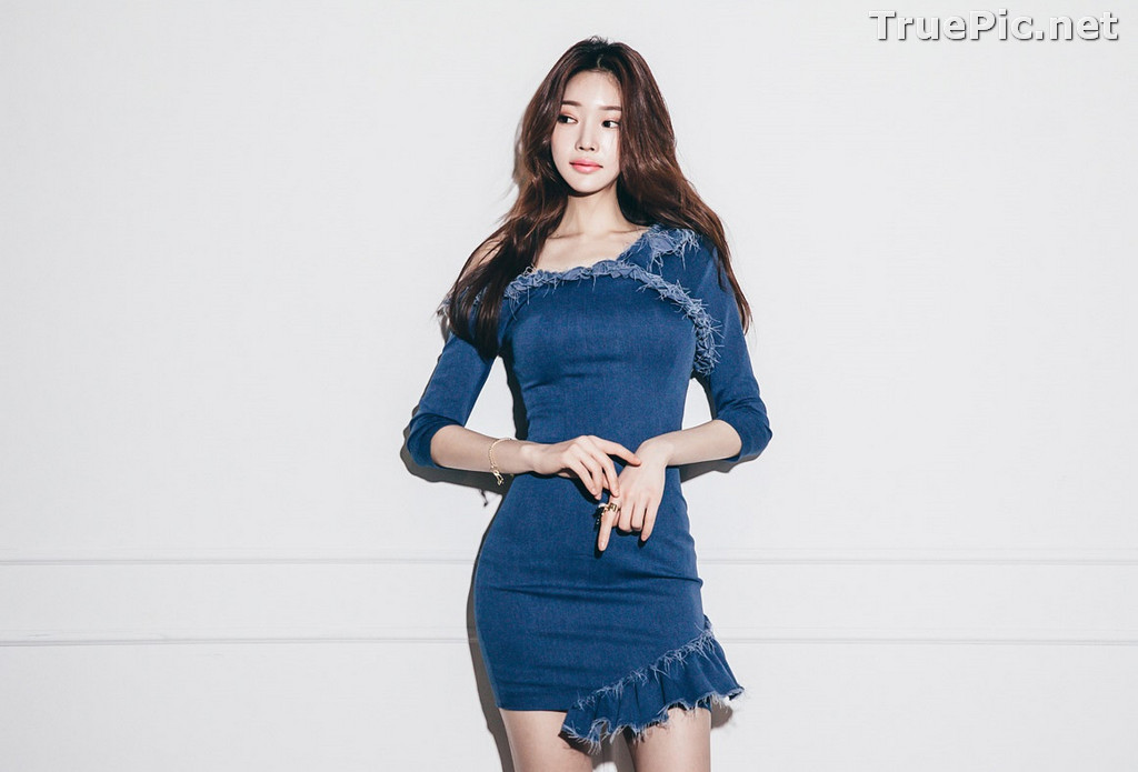 Image Korean Beautiful Model – Park Jung Yoon – Fashion Photography #10 - TruePic.net - Picture-1