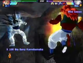 Dragon Ball Z- Budokai Tenkaichi 3