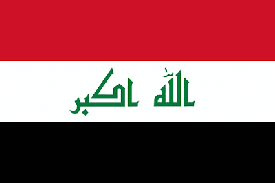 Bendera Irak