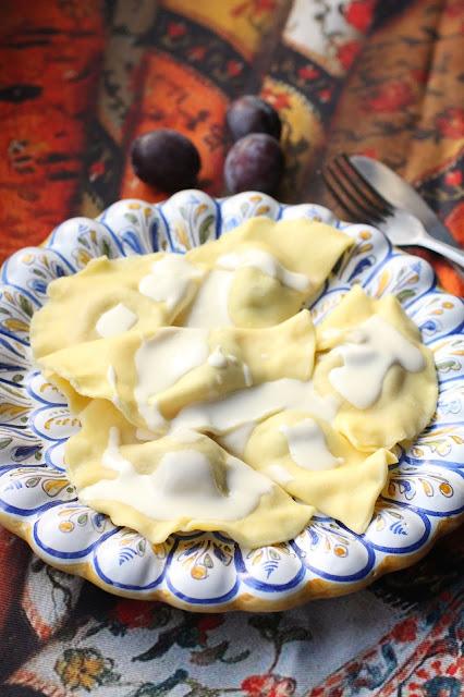 ravioli ukrainiens fruits