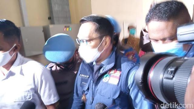 Ridwan Kamil Penuhi Panggilan Bareskrim terkait Kerumunan Habib Rizieq