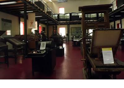 sala de exposição do Museu Nacional do Porto
