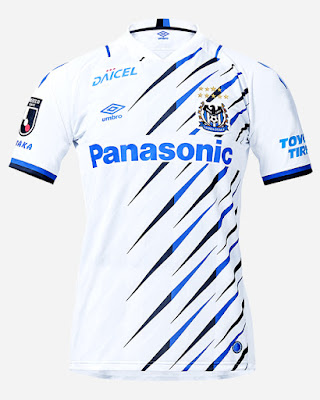 J1 League 2021 Gamba Osaka Kits