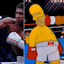 The Internet Shares The Simpsons Action That Come To Life In Joshua Vs. Ruiz Rematch