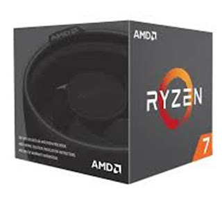Processor AMD Ryzen 7 1700