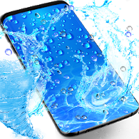 Watersplash drop live wallpaper Apk Download for Android
