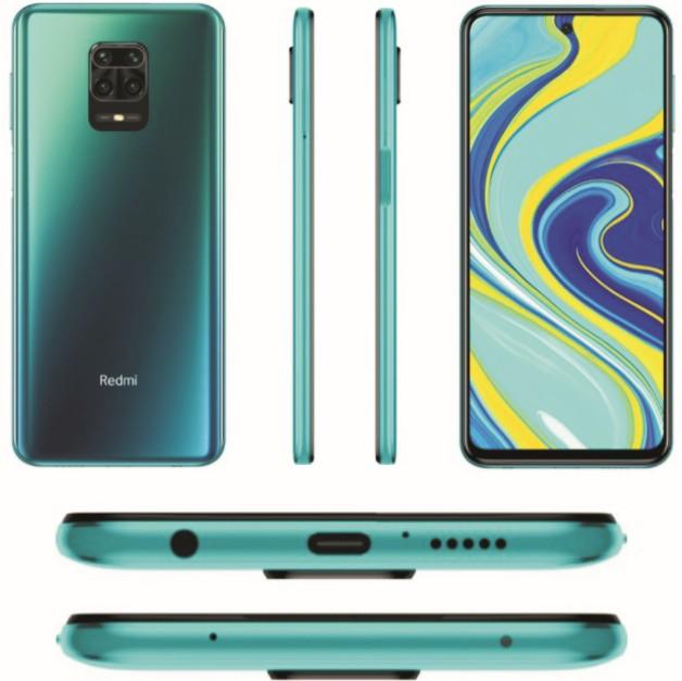 Redmi Note 9S 4G Phablet: 5020mAh Battery, 128GB/6GB Memory, MIUI 10, 8Core, 4Cams+48MP(HD), 6.67-Inch Screen.. - Xiaomi Smartphones