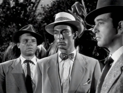 Neville Brand, Lee Van Cleef, John Payne - Kansas City Confidential (1952)