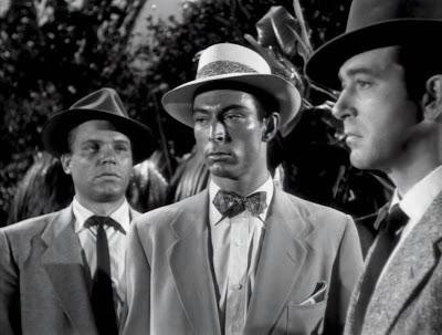 Neville Brand, Lee Van Cleef, John Payne - Kansas City Confidential (1952)