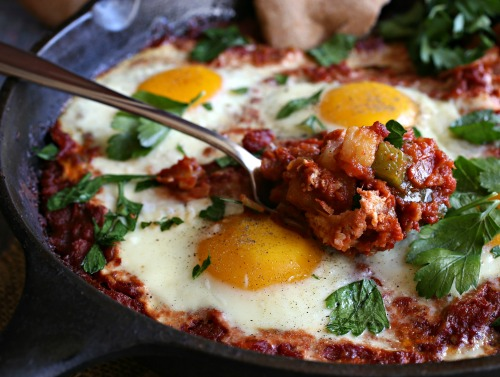 Potato-Hash-Shakshuka