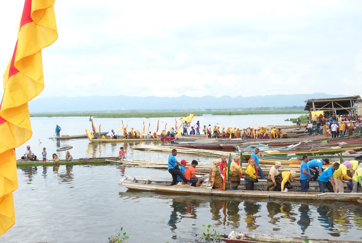 Mangudadatu celebrate Taruk Festival