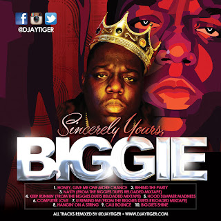 DJAYTIGER-  SINCERELY YOURS, BIGGIE