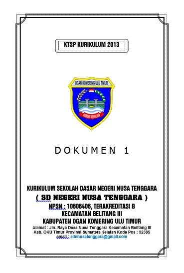 Dokumen 1 Kurikulum 2013 Sd : dokumen, kurikulum, Dokumen, Kurikulum, Madrasah, Aliyah, Pilihan