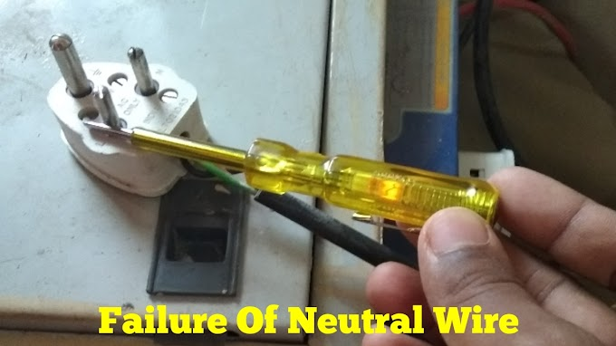 What Happens If Neutral Wire Fails?, Will Appliances works?