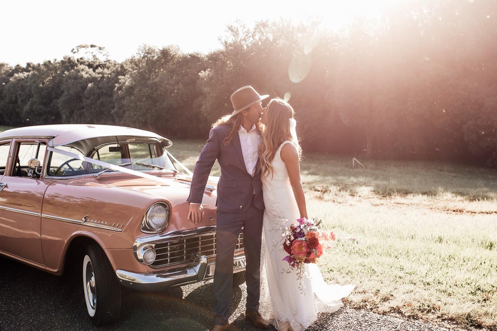 Q+A: MAY THE E.K   WEDDING TRANSPORT BYRON BAY NSW