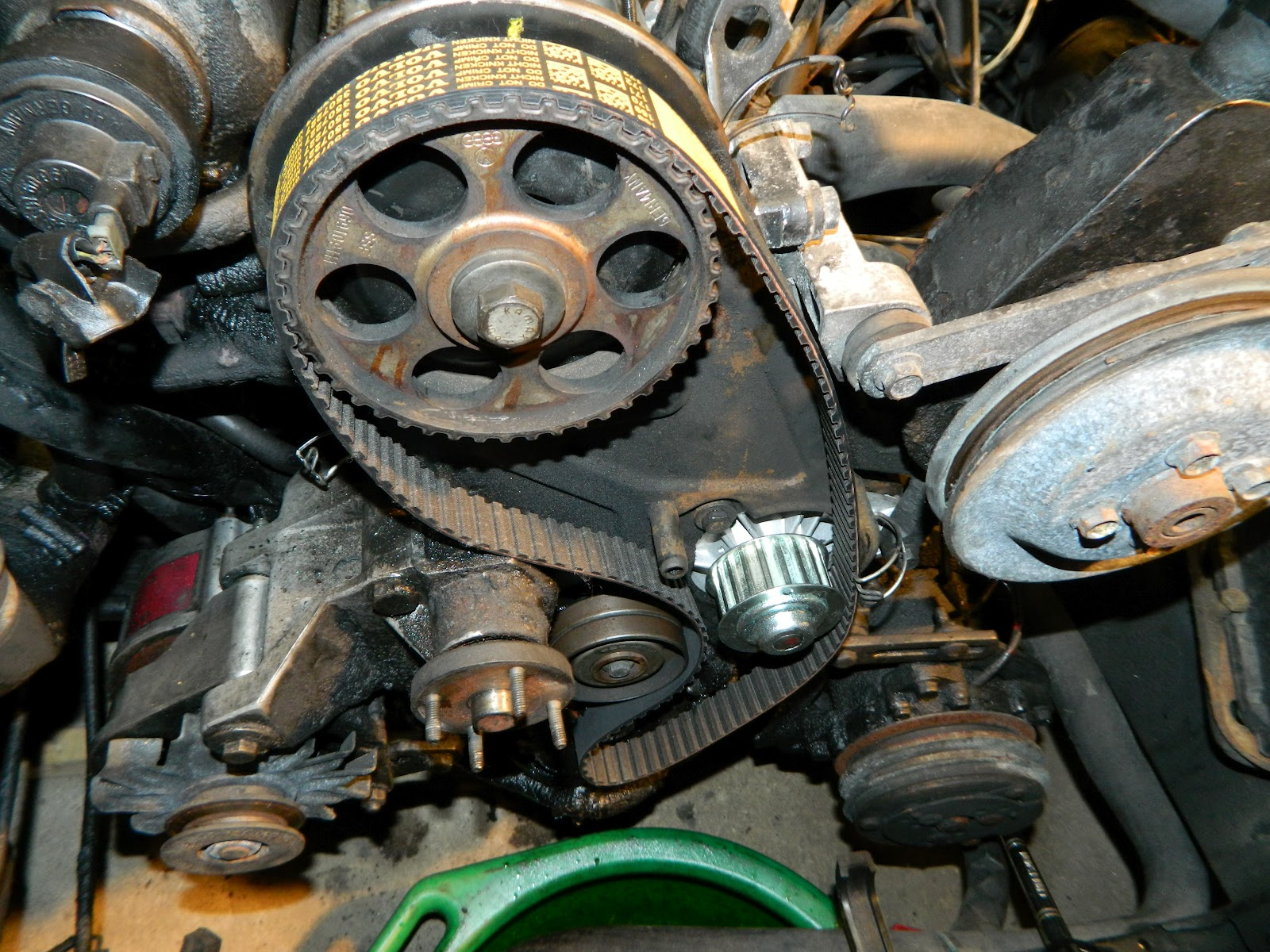 When To Change Timing Belt
