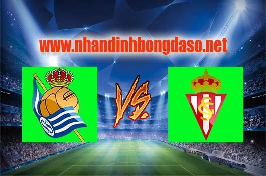 Nhận định bóng đá Real Sociedad vs Sporting de Gijon, 01h45 ngày 11-04