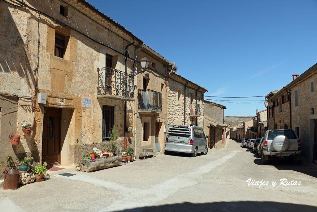 Calle del Castillo, Maderuelo