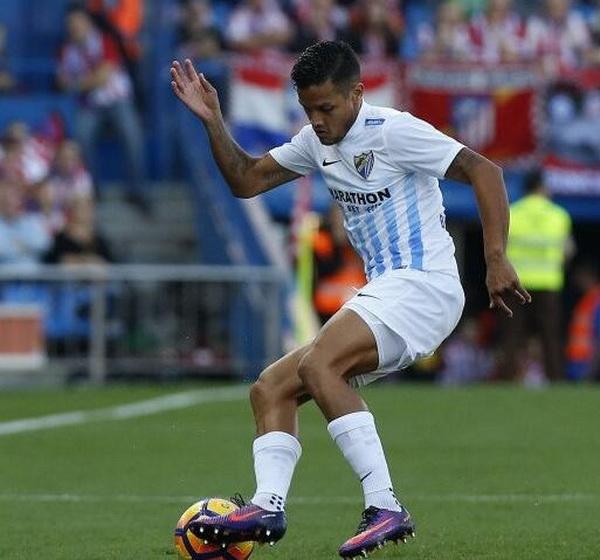 Comprar equipacion de futbol baratas 2019: Camiseta Rosales Malaga baratas 2016-2017