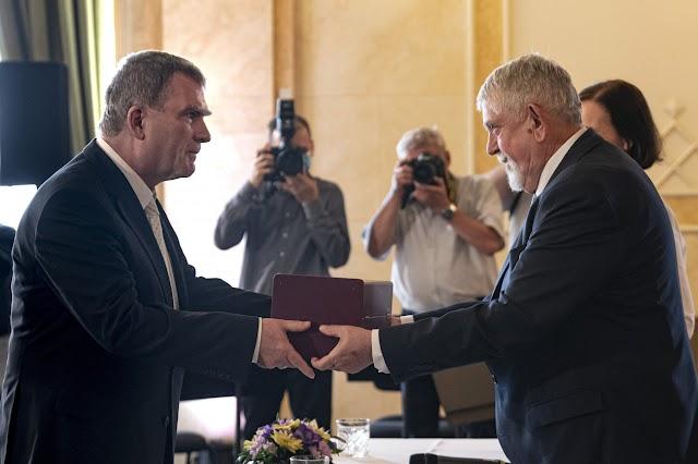 Kásler Miklós: az elődök szellemiségét viszik tovább a díjazottak
